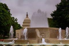 Het Capitool van de V.S. de Bouwwashington dc de V.S. Royalty-vrije Stock Afbeeldingen