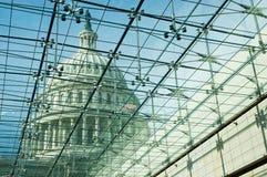 Het Capitool van de V.S. van het Centrum van de Bezoeker Royalty-vrije Stock Foto's