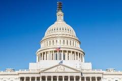 Het Capitool van de V.S., Washington DC Stock Fotografie