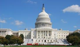 Het Capitool van het Washington DC Stock Foto's