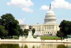 Het Capitool van het Washington DC Royalty-vrije Stock Afbeelding