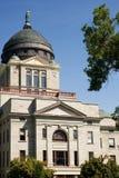 Het Capitool van Montana royalty-vrije stock foto