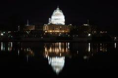 Het Capitool van Verenigde Staten Royalty-vrije Stock Afbeeldingen
