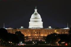 Het Capitool van Washington Stock Afbeelding