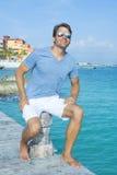 Het Caraïbische leven royalty-vrije stock foto