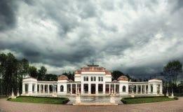 Het Casino in Cluj Napoca, Roemenië Royalty-vrije Stock Foto's
