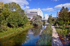 Het Casino DE Montreal Stock Foto's