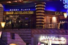Het Casino en het Hotel van de Moheganzon in Uncasville, Connecticut Stock Foto