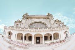 Het Casino van Constanta Stock Foto