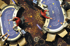Het casino van Macao Stock Fotografie