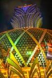 Het casino van Macao Royalty-vrije Stock Afbeeldingen