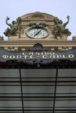 Het Casino van Monte Carlo Stock Fotografie