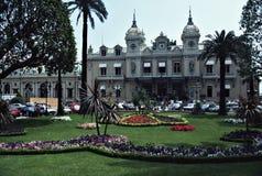 Het Casino van Monte Carlo Stock Afbeeldingen