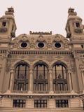Het Casino van Monte Carlo in Monaco royalty-vrije stock foto