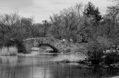 Het Central Park van de Stad van New York stock fotografie