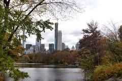 Het Central Park van New York royalty-vrije stock foto's