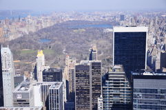 Het Central Parkscène van New York Royalty-vrije Stock Afbeelding