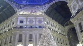 Het centrale paleis van Milaan Stock Afbeeldingen