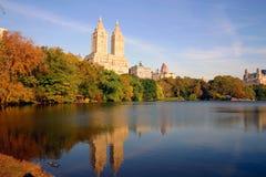 Het centrale park van New York stock foto