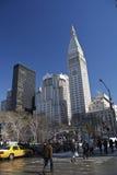 Het centrale park van New York, Manhattan Stock Foto