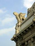 Het Centrale Station van Milaan stock afbeeldingen