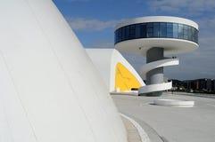 Het Centrum .AVILES van Niemeyer. Spanje Royalty-vrije Stock Fotografie