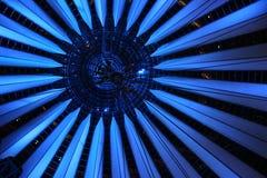 Het Centrum Berlijn van Sony Stock Foto's