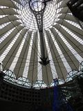 Het Centrum Berlijn van Sony Royalty-vrije Stock Fotografie