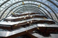 Het Centrum Dublin van de conferentie Stock Foto's