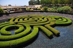 Het centrum Getty in Los Angeles, Calif royalty-vrije stock fotografie
