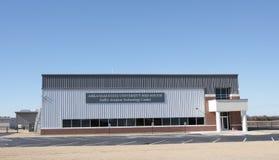 Het Centrum van ASU medio-zuid Fedex, West-Memphis, Arkansas royalty-vrije stock afbeeldingen