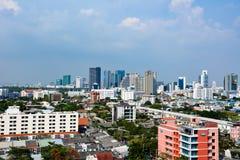 In het centrum van Bangkok Royalty-vrije Stock Afbeelding