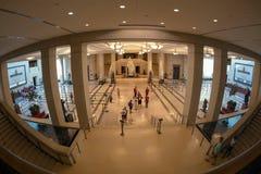 Het Centrum van de het Capitoolbezoeker van Verenigde Staten, Washington DC, de V.S. stock afbeeldingen