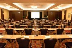 Het centrum van de conferentie Royalty-vrije Stock Foto