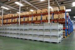Het Centrum van de Opslag van de Logistiek van Minsheng van Chang'an Royalty-vrije Stock Afbeelding