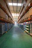 Het Centrum van de Opslag van de Logistiek van Minsheng van Chang'an Royalty-vrije Stock Fotografie