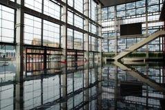 Het centrum van de Overeenkomst en van de Tentoonstelling Stock Foto's