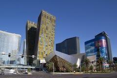Het Centrum van de stad Royalty-vrije Stock Fotografie