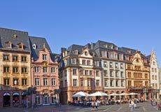 Het Centrum van de Stad van Mainz Royalty-vrije Stock Foto's