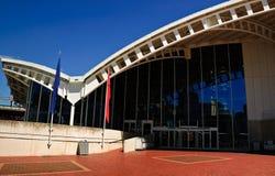 Het Centrum van de tentoonstelling Stock Foto's