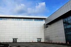 Het centrum van de tentoonstelling Royalty-vrije Stock Foto's