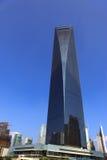 Het centrum van de wereldfinanciën van Shanghai Stock Foto's