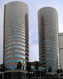 Het Centrum van de Wereldhandel Royalty-vrije Stock Foto's