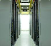 Het centrum van gegevens Royalty-vrije Stock Foto
