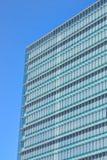Het centrum van het bureau Stock Fotografie