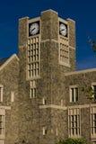 Het Centrum van Holtzmanoudstudenten in Virginia Tech stock afbeeldingen