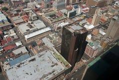 Het centrum van Johannesburg stock afbeelding