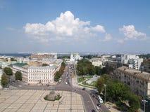 Het Centrum van Kiev Royalty-vrije Stock Afbeeldingen