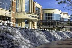 Het Centrum van Lexington Stock Afbeeldingen