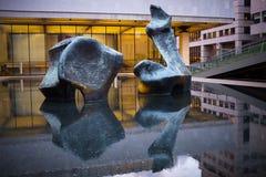 Het Centrum van Lincoln Royalty-vrije Stock Afbeeldingen